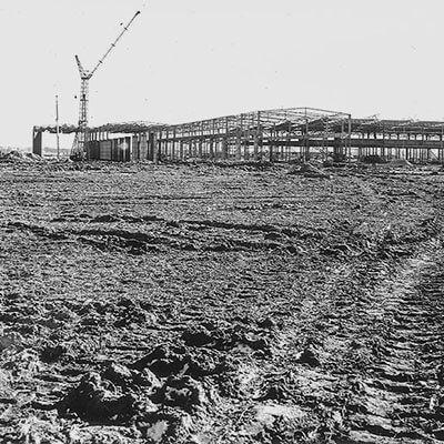 hale Wytwórni Lekkich Konstrukcji Stalowych