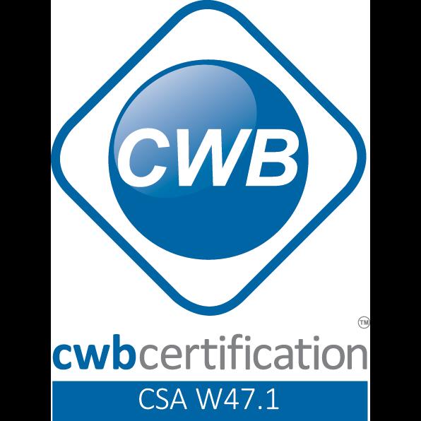 Logo Canadian Welding Bureau